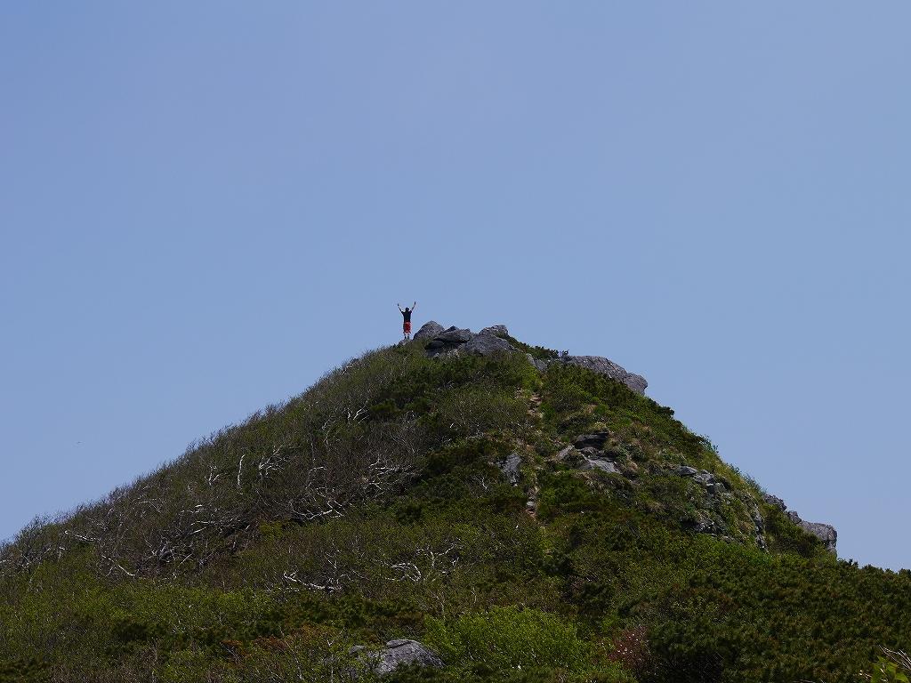 6月5日、徳舜瞥山とホロホロ山_f0138096_23353092.jpg