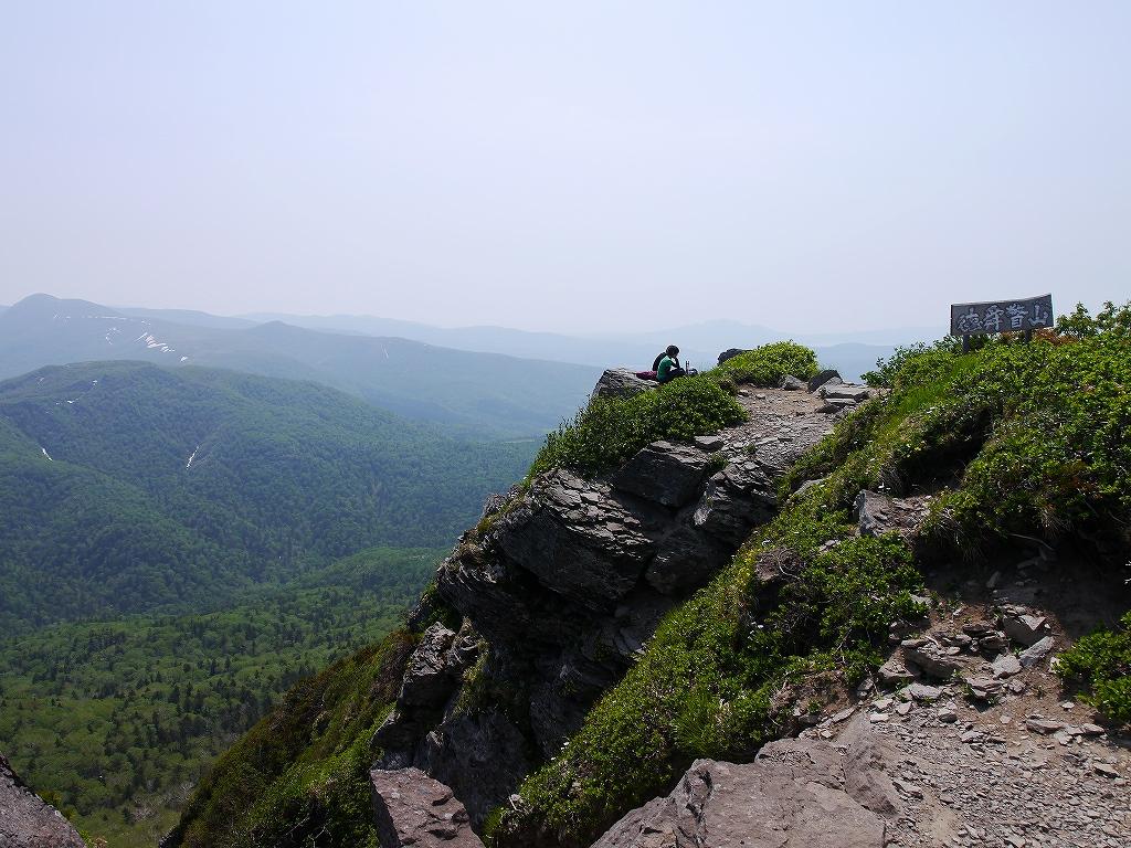 6月5日、徳舜瞥山とホロホロ山_f0138096_23365113.jpg