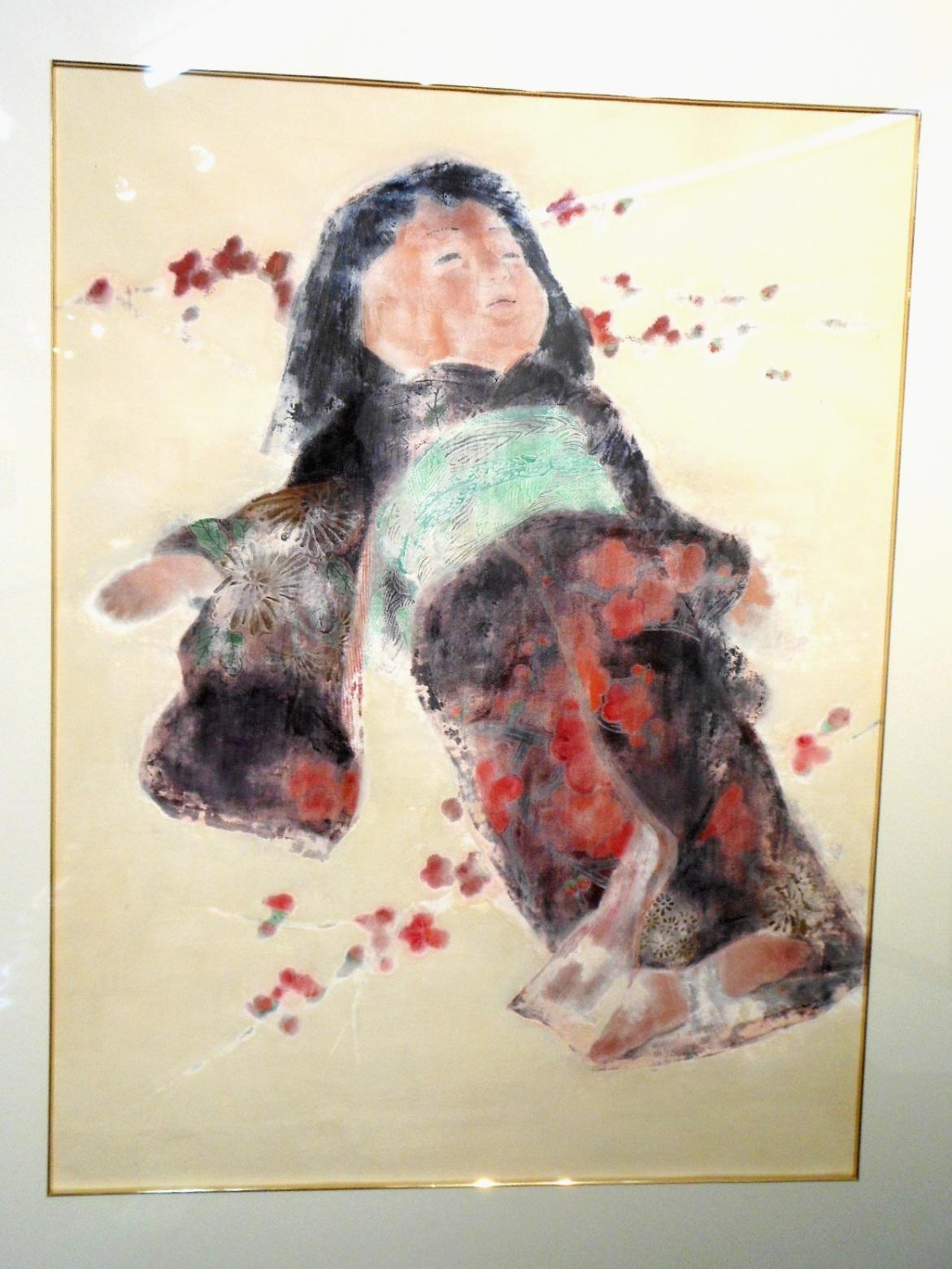 1789)④「北の日本画展 第27回」 時計台 終了5月21日(月)~5月26日(土) _f0126829_12385284.jpg