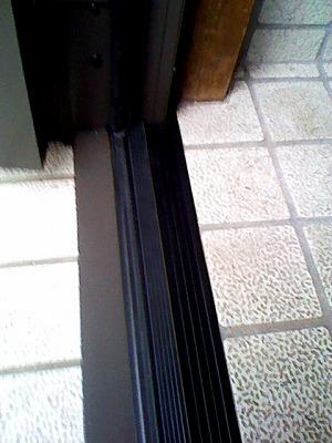 玄関ドアのリフォーム_b0230638_15221211.jpg