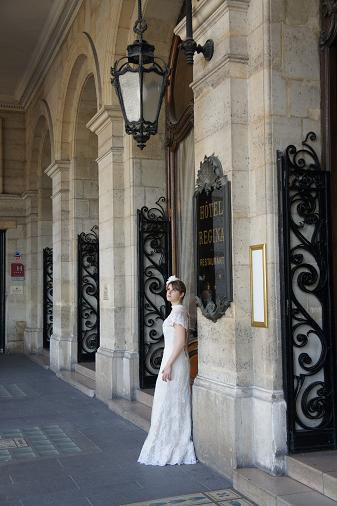 パリ 凱旋門~歩く_b0060363_1532315.jpg