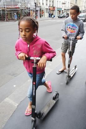 パリ 凱旋門~歩く_b0060363_252383.jpg