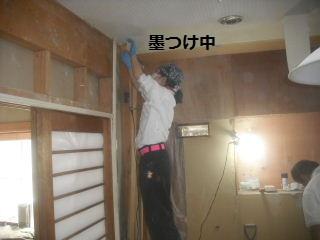 リフォーム3日目_f0031037_21134494.jpg