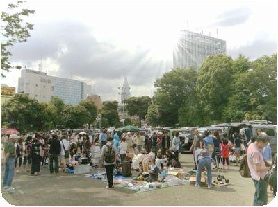 MOTTAINAIフリーマーケット開催報告@明治公園_e0105047_10472037.jpg