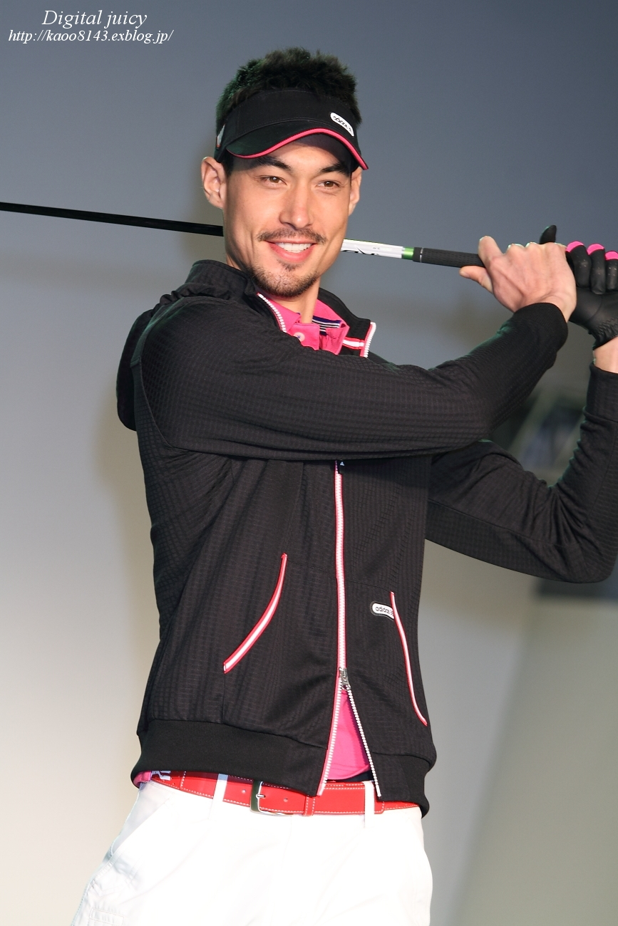 adidasGolf New Line - Fashion Perfomance - ・・・ パート4_c0216181_0564626.jpg
