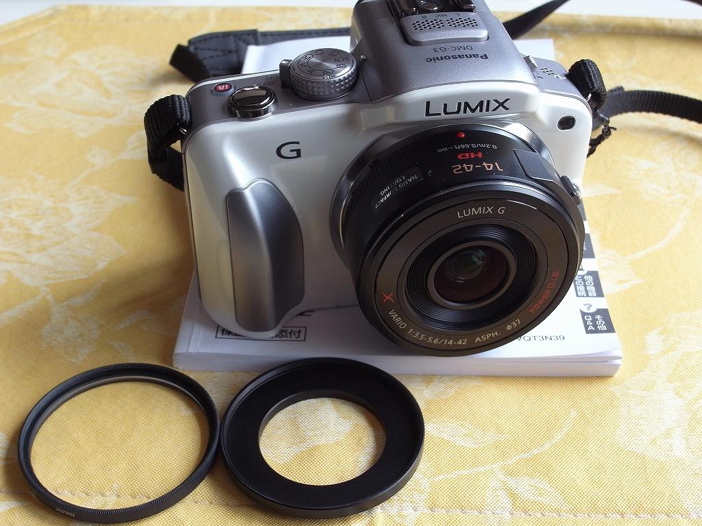 電動ズーム「LUMIX G X VARIO PZ 14-42mm」用ステップアップリング_f0138096_13132134.jpg