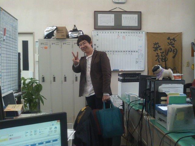 行政書士八重樫先生!(^^)_b0127002_17352657.jpg