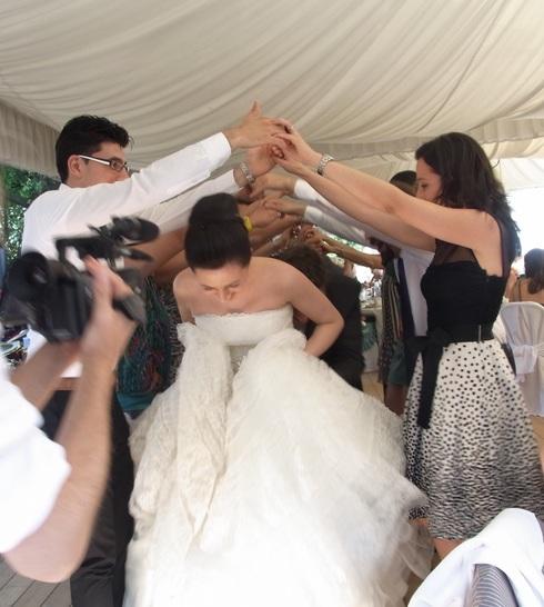 イタリア菓子,クロスタータ アル リモーネ☆ Festa di Matrimonio Ⅱ_b0246303_22462845.jpg
