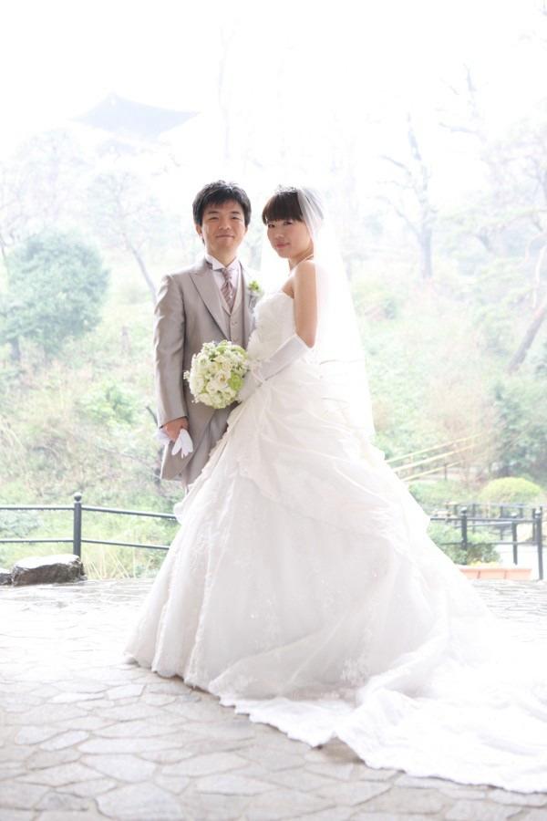 新郎新婦様からのメール リストブーケ 椿山荘さまへ_a0042928_19142493.jpg