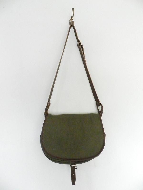 SQUAT original reproduction hunting bag with vintage linen_f0226051_12135188.jpg