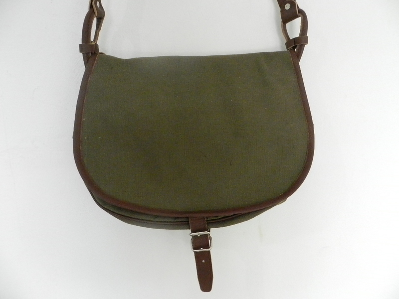 SQUAT original reproduction hunting bag with vintage linen_f0226051_12141855.jpg