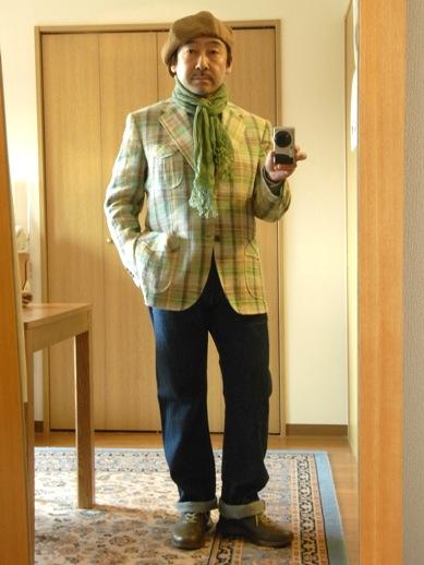 """「できたよ!」 ~ 【IHATOVジャケット】 参型 """"小岩井 Model """" 編_c0177259_1513419.jpg"""