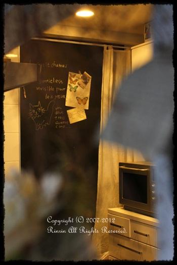 キッチンに黒板♡_e0237680_17124161.jpg