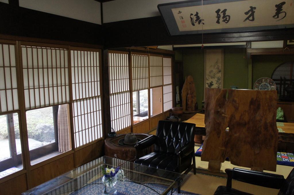 JapanDiary@BerlinVol.8 津和野秀翠園と古橋酒造_c0180686_20445349.jpg
