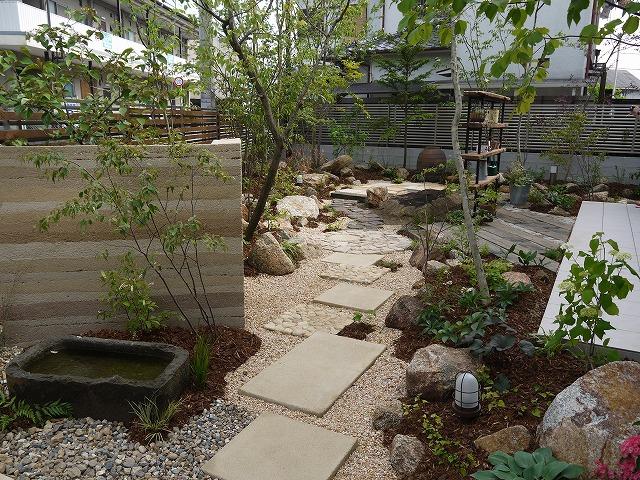 「金剛の庭」完成です!_a0233896_035123.jpg