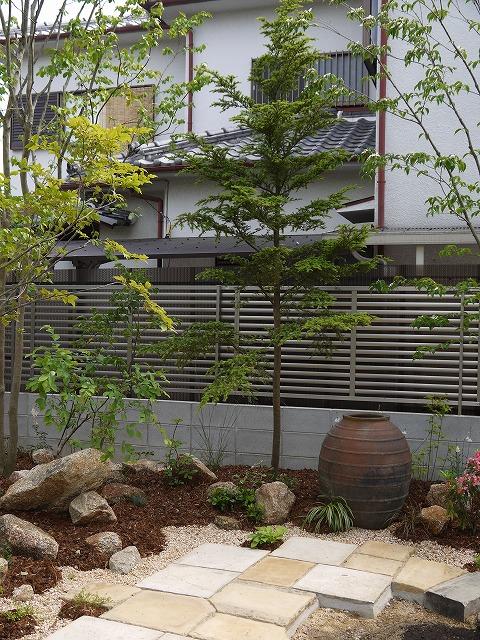 「金剛の庭」完成です!_a0233896_0482264.jpg