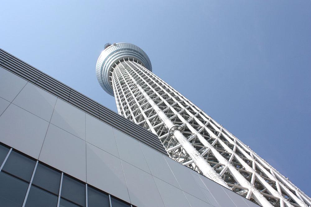 東京スカイツリーに昇ってきました_b0114798_104658100.jpg