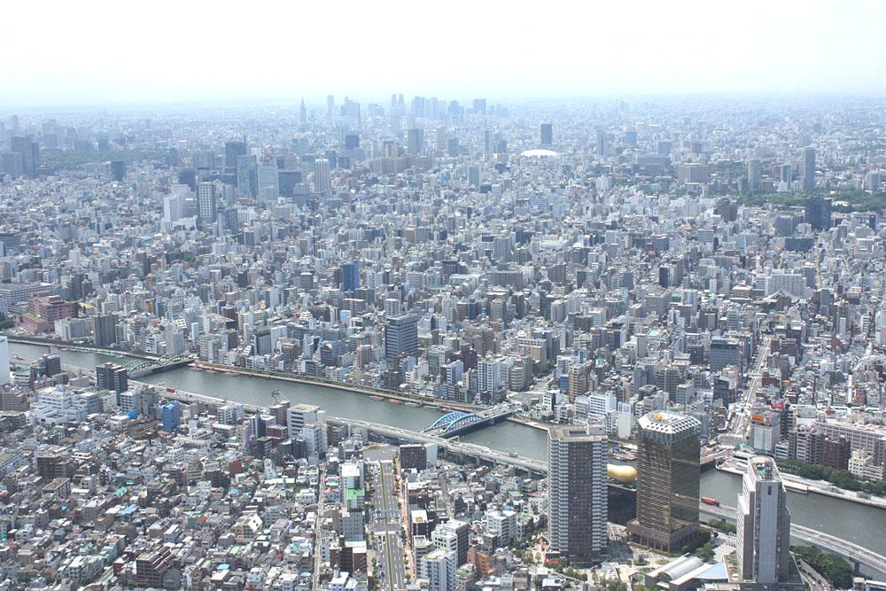 東京スカイツリーに昇ってきました_b0114798_10474885.jpg