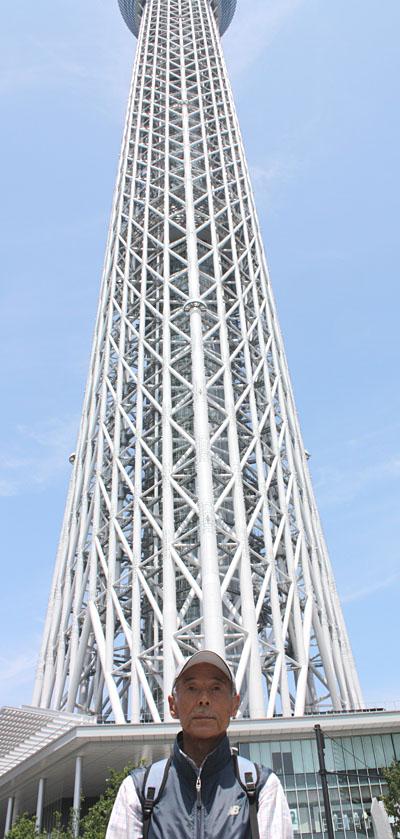 東京スカイツリーに昇ってきました_b0114798_10501451.jpg