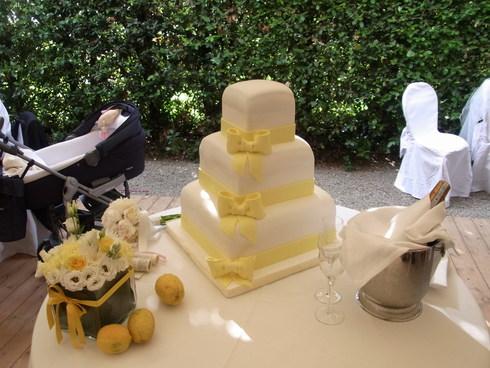 イタリア菓子,クロスタータ アル リモーネ☆ Festa di Matrimonio Ⅱ_b0246303_2313118.jpg