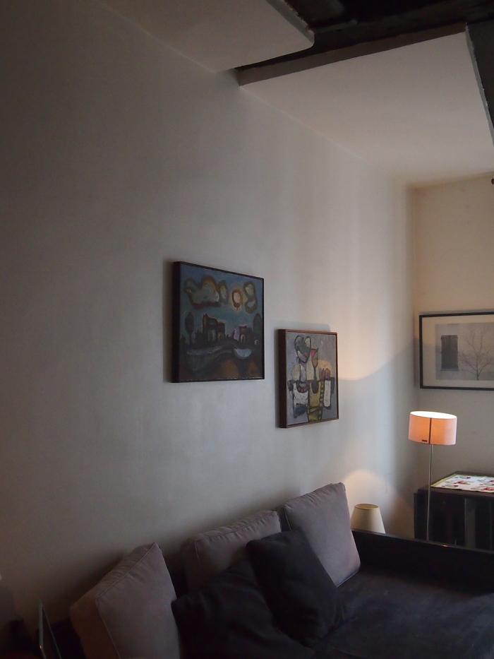 2012 2月 パリ  お宿にしたアパートはこんな感じでした_f0062122_8363381.jpg