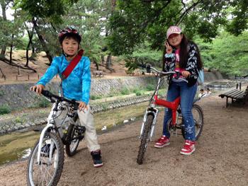 街乗りサイクリング_e0103024_1645174.jpg