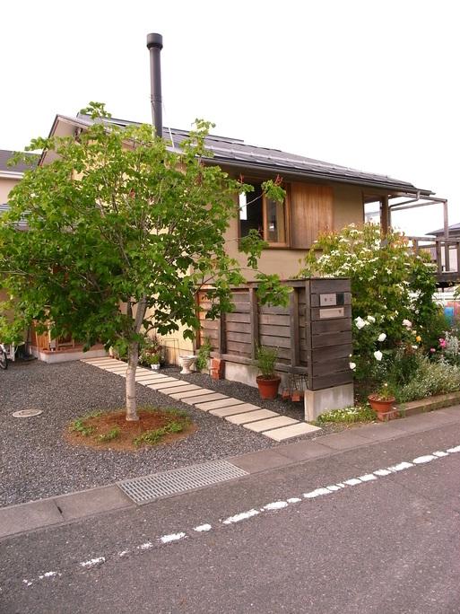 Nさんのいえ(2008) お庭がいい感じ 2012/6/2_a0039934_18265753.jpg