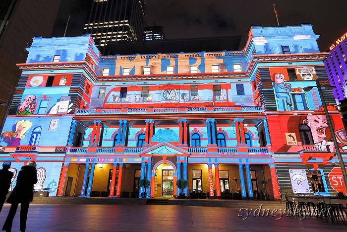 vivid sydney 2012 (2) customs house_f0084337_1363648.jpg