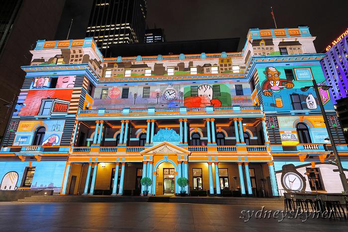 vivid sydney 2012 (2) customs house_f0084337_1365421.jpg