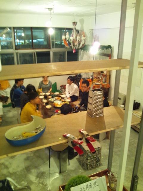 今日のキッチン、パワーディナー?!_d0058440_12211276.jpg