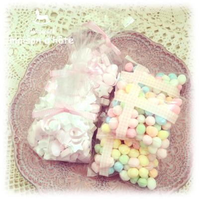 かわいいお菓子☆_f0134191_11421275.jpg