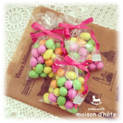 かわいいお菓子☆_f0134191_1142641.jpg