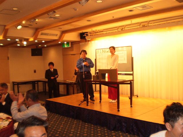 東京新宿木材市場㈱ 府中センター 協栄会総会_a0266094_1626169.jpg