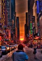 今年もニューヨークにマンハッタンヘンジが・・・、次回は7/11-12_b0007805_22225622.jpg