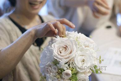 ◆お母様と花嫁様でご参加。ワンデーブーケレッスン◆_b0111306_22525715.jpg