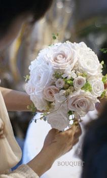 ◆お母様と花嫁様でご参加。ワンデーブーケレッスン◆_b0111306_22543843.jpg