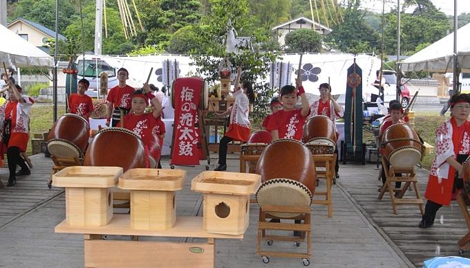 太宰府の御田植祭に行ってきました。_a0037907_20232552.jpg