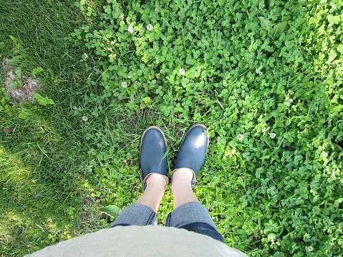 気持ちいい靴。_b0157216_23122570.jpg