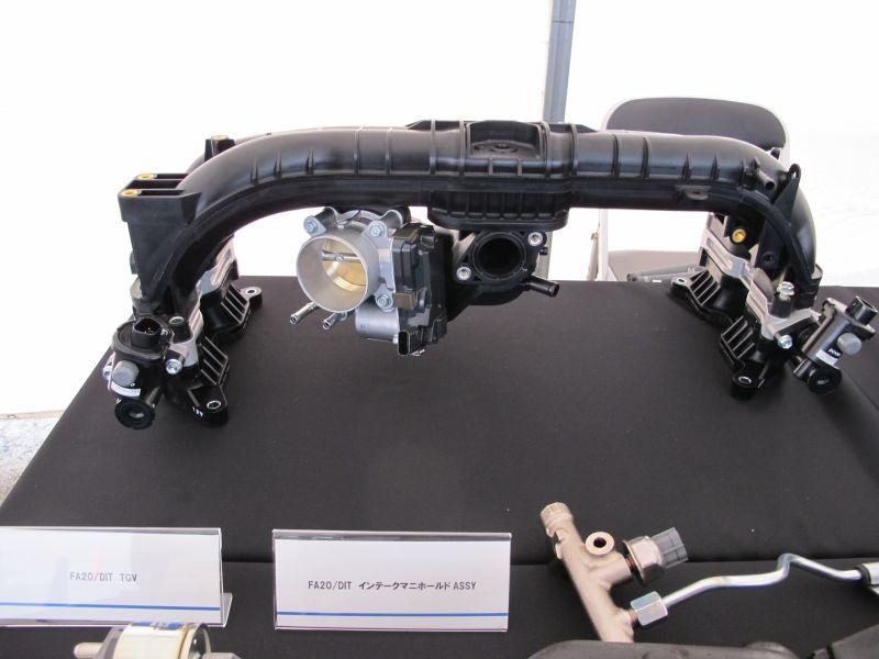 直噴ターボのツーリングワゴンは究極のレガシィだ!_f0076731_1883321.jpg