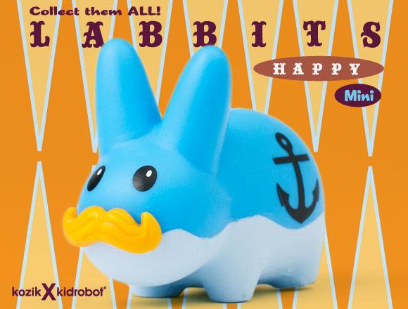 Happy Labbit Mini Series、発売中_a0077842_20543923.jpg
