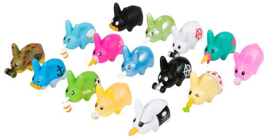 Happy Labbit Mini Series、発売中_a0077842_2104462.jpg