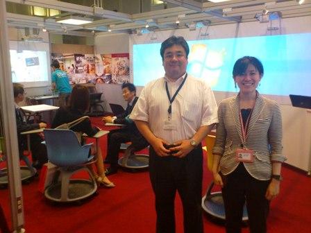 6/7(木)New Education Expo 2012 東京会場_f0138645_15242635.jpg