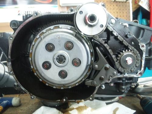 GPZ900R エンジンオーバーホルですなっ。その3_a0163159_2156431.jpg