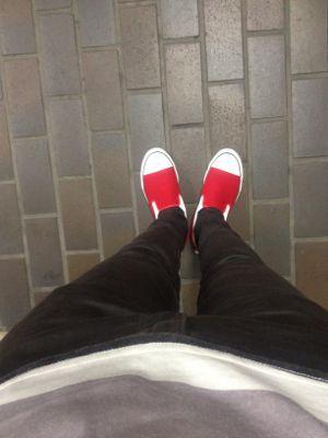 新しい靴買ったよ!_e0219369_1656357.jpg