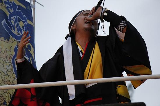 """""""YOSAKOIソーラン祭り""""公式応援隊長の遊助、YOSAKOIオールスターズと祭りを盛り上げ_e0197970_23151892.jpg"""