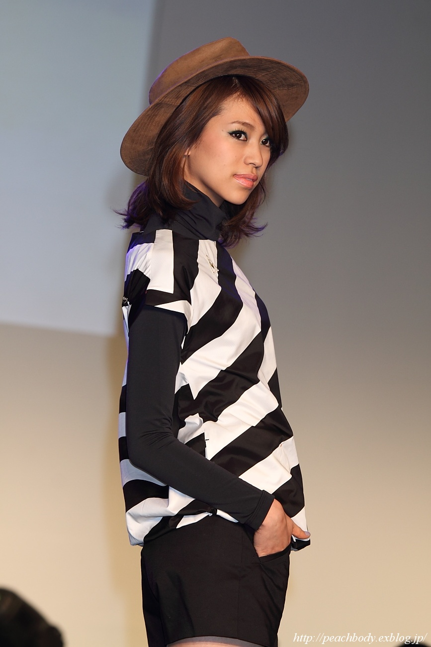 EVEN×RAKUEN GOLF Style Collection 2012 STAGE-C その6_c0215885_0422286.jpg