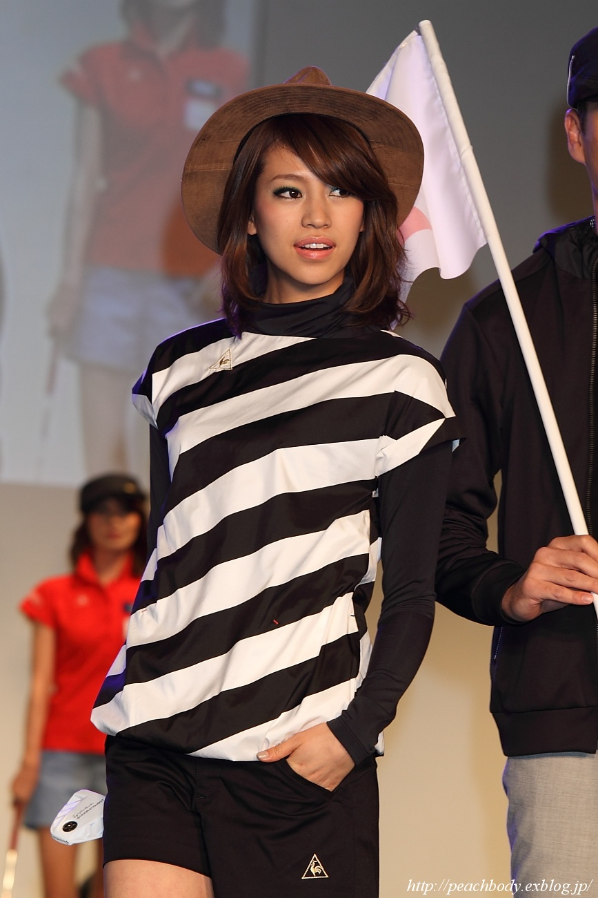 EVEN×RAKUEN GOLF Style Collection 2012 STAGE-C その6_c0215885_0424043.jpg