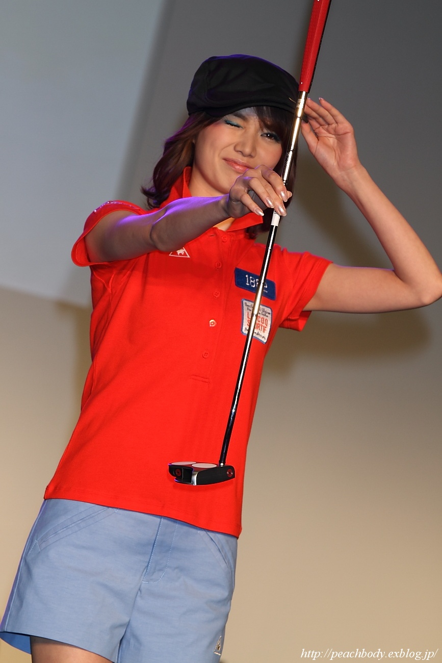 EVEN×RAKUEN GOLF Style Collection 2012 STAGE-C その6_c0215885_0431292.jpg
