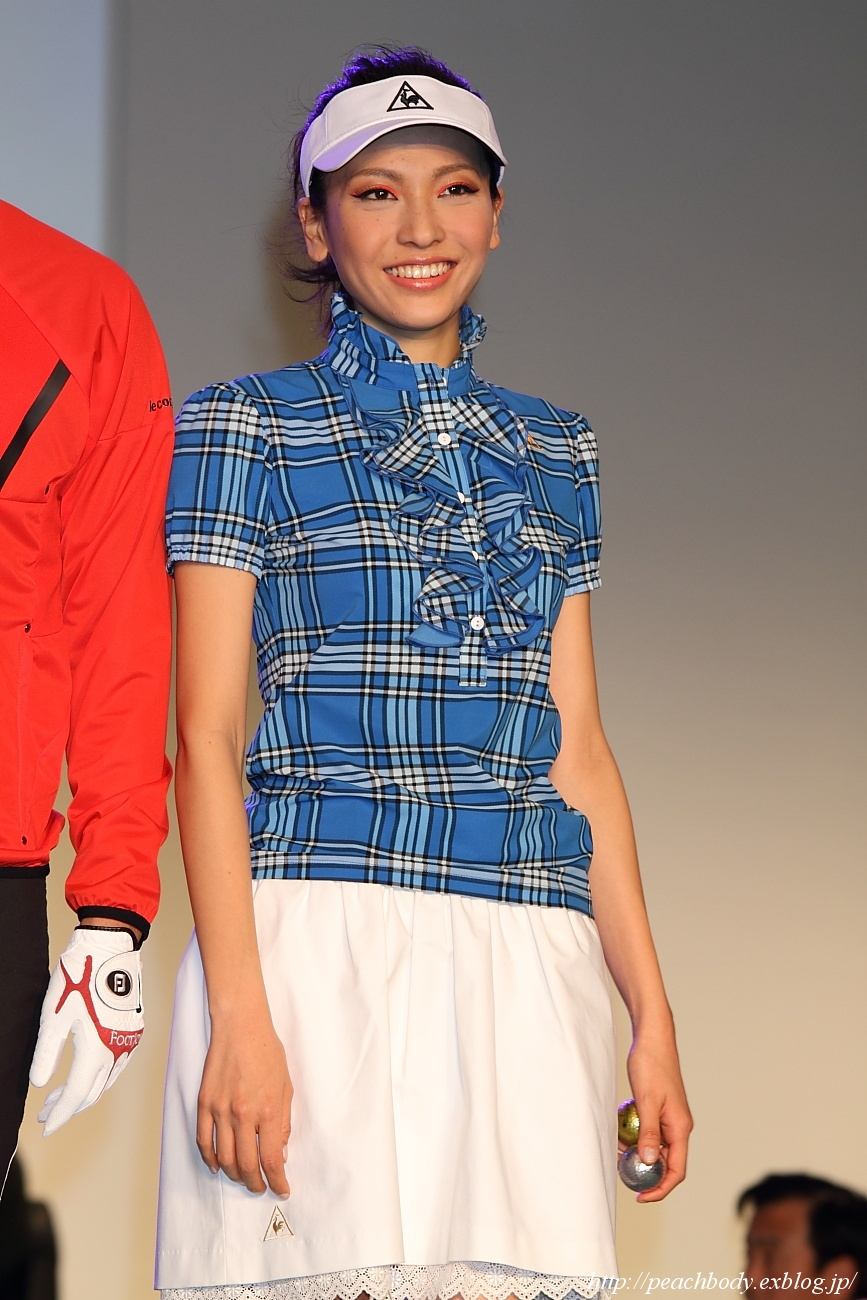 EVEN×RAKUEN GOLF Style Collection 2012 STAGE-C その6_c0215885_0441212.jpg