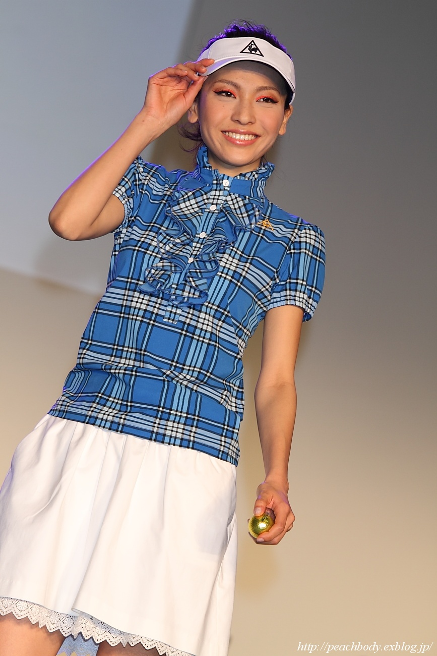 EVEN×RAKUEN GOLF Style Collection 2012 STAGE-C その6_c0215885_0442681.jpg
